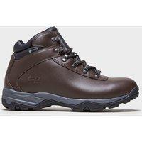 Hi Tec Womens Eurotrek III Waterproof Boots, Brown