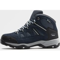 Hi Tec Womens Bandera Waterproof Hiking Boots, Navy