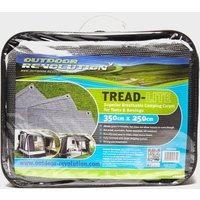Outdoor Revolution Treadlite Groundsheet 250 x 350cm, Grey