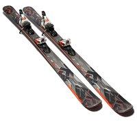 K2 Amp Rictor 82 x TI Skis from MXC 12 bindings, Grey