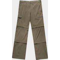 Peter Storm Womens Stretch Double Zip Off Trousers - Regular, Khaki/Khaki