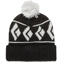 Black Diamond Tom Pom Beanie, Black