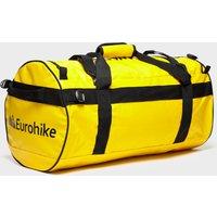 Eurohike Transit 65 Hybrid Duffel Bag, Yellow