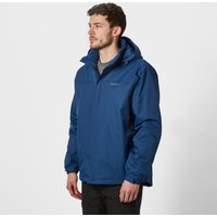 Peter Storm Mens Insulated Storm Jacket, Blue