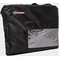 Berghaus Air 6 Tent Footprint, Black/Black