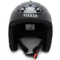 Sinner Kids' Rodeo Helmet, Black