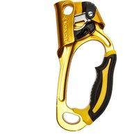 Petzl Ascension Right Hand Ascender, Yellow/YEL