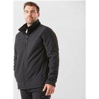Peter Storm Mens High Loft Softshell Jacket - Black, Black