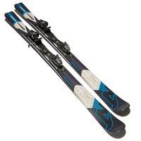 Nordica Avenger 82 Skis with PR Evo Bindings, Black