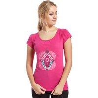 Peter Storm Womens Bird Box T-Shirt, Pink