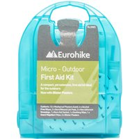 Eurohike Micro Outdoor First Aid Kit, Red