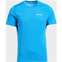 Montane Men's Dart T-Shirt, Blue