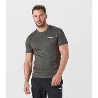 Montane Mens Dart T-Shirt - Grey/Dgy, Grey/DGY