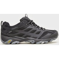 Merrell Mens Moab FST GORE-TEX Shoe, Black