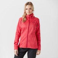 Berghaus Kamloops Hooded Fleece Jacket, Pink
