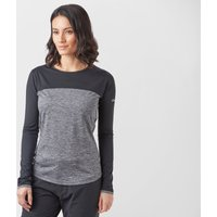 Berghaus Women's Voyager Long Sleeve, Black