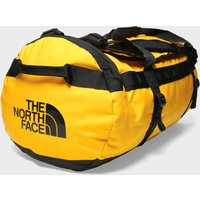 The North Face Base Camp Duffel Bag (Large), Yellow