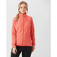 The North Face Womens 100 Glacier Fleece jacket - Pink, Pink