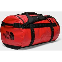The North Face Basecamp Duffel Bag (large), Red