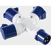 Vango 3-Way Distributor Power Adapter, White/ADAP