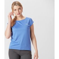 The North Face Women's Mountain Athletics Tanken T-Shirt, Blue