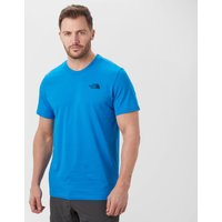 The North Face Men's Simple Dome T-Shirt, Blue