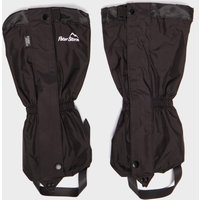 Peter Storm Hike Gaiter  Black