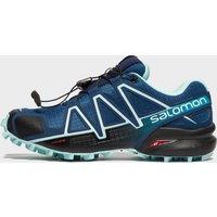 Salomon Women's Speedcross 4 Trail Running Shoes, Navy
