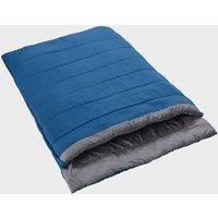 Vango Harmony Deluxe Double Sleeping Bag, Blue