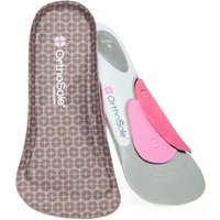 Orthosole Women's 3/4 Max Cushion Insoles, Pink