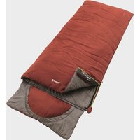 Outwell Contour Sleeping Bag, Dark Red