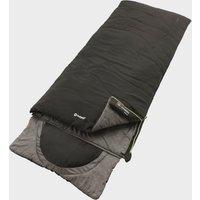 Outwell Contour Sleeping Bag - Black, Black