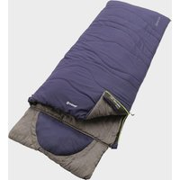 Outwell Contour Lux Sleeping Bag, Royal Blue