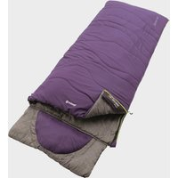 Outwell Contour Lux Sleeping Bag, Purple