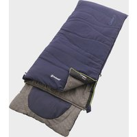 Outwell Contour Junior Sleeping Bag - Royal Blue, Royal Blue