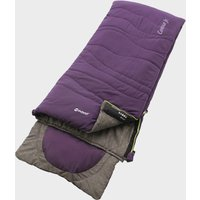Outwell Contour Junior Sleeping Bag - Purple, Purple