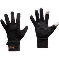 Trekmates Mens Stretch E-Gloves, Black