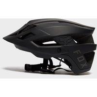 Fox Flux Helmet - Black, Black