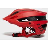 Fox Flux Helmet - Red, Red