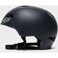 Fox Flight Sport Bmx Helmet - Black, Black