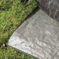 Outwell Penticton 5ac Footprint - Grey, Grey