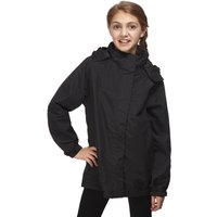 Peter Storm Girls II Wendy Waterproof Jacket, Black