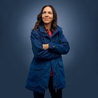 Peter Storm Womens Oakwood Waterproof Jacket - Navy, Navy