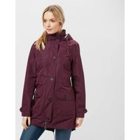 Peter Storm Womens Oakwood Jacket, Plum