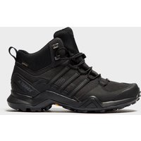Adidas Men's Terrex Swift R2 Mid GORE-TEX Shoes, Black