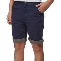 Peter Storm Boys Turn Up Shorts, Navy