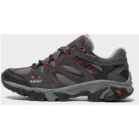 Hi Tec Women's Ravus Vent Waterproof Low Shoe, MGY/MGY