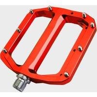 Burgtec Penthouse Flat Mk 4 Pedal, Red