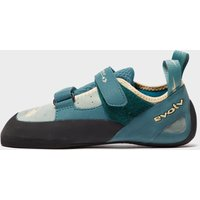 Evolv Women's Electra Climbing Shoe, Teal
