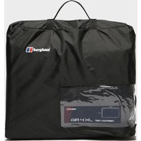 Berghaus Air 4xl Footprint - Black, Black
